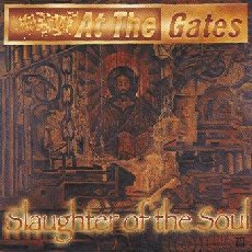 At The Gates - Portada de Slaughter Of The Soul