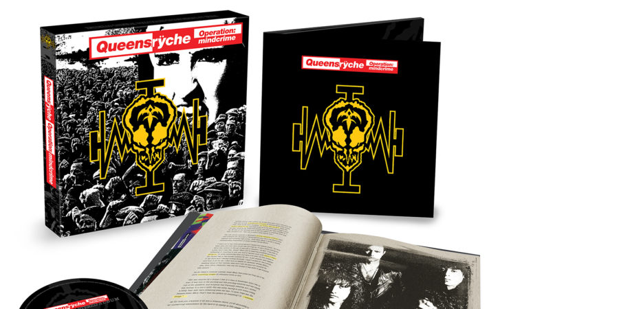 QueensrÿcheOperation: Mindcrime and Empire